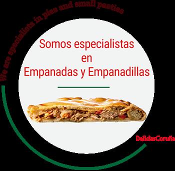 Somos especialistas en empanadas y empanadillas