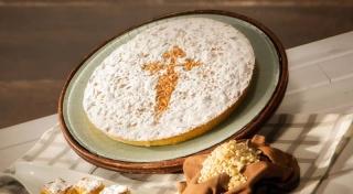 Delicias Coruña tarta de Santiago ixp 500 g